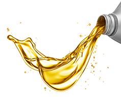 Oleje, mazivá a kvapaliny
